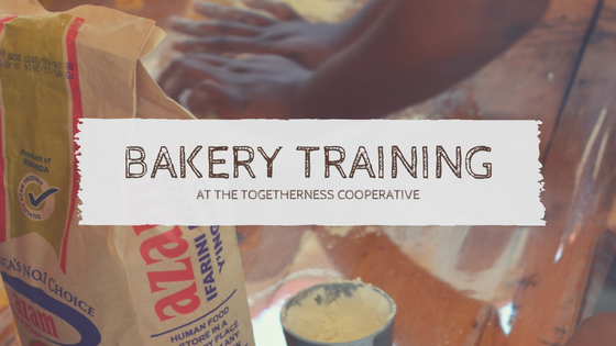 Bakery Training at Togetherness Cooperative