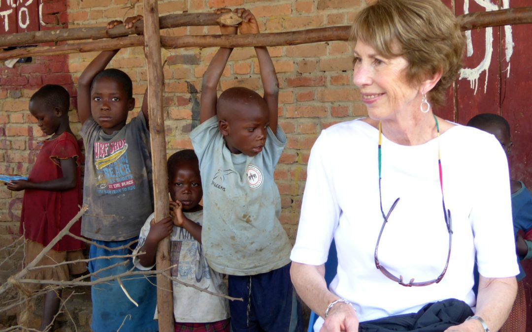 Meet Maggie Hanson, Champion and Activist for the Batwa Indigenous People
